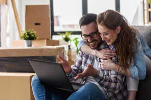 New homeowners purchasing a personal insurance policy