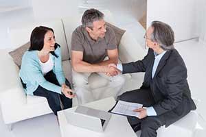 Trade association fiduciary providing financial consulting