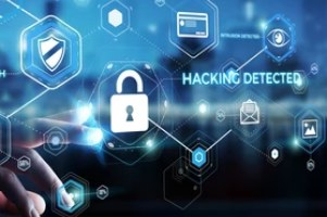 cyber liability concept with insurance for private schools