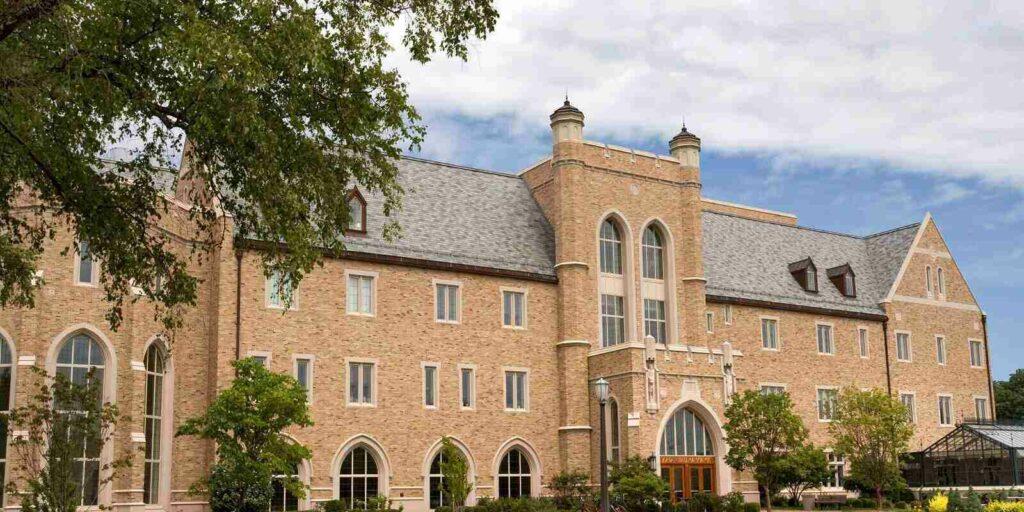 jordan hall of science in university of notre dame