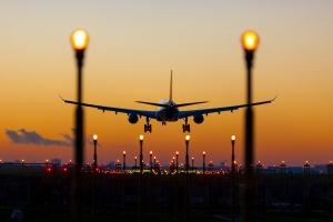 plane landing with international liability insurance