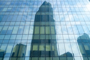 building with Commercial property insurance